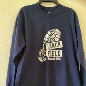 Other - Track and Field Shirt Set